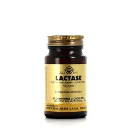 Lactase 30 comprimés à croquer