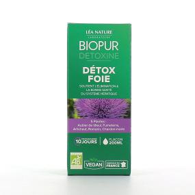 Léa Nature Biopur Detoxine Détox Foie