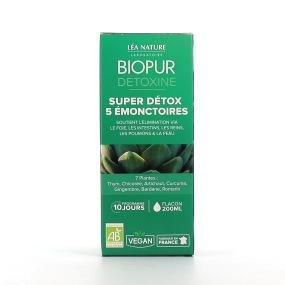 Léa Nature Biopur Super Détox 5 émonctoires