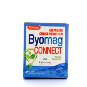 Lehning Byomag Connect Mémoire Concentration
