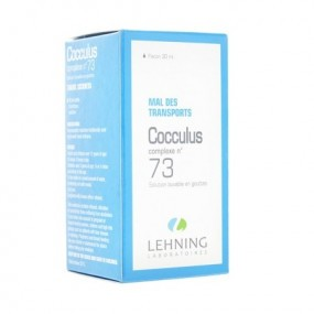 Lehning Cocculus Complexe n°73 solution buvable 30 ml