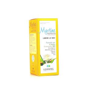 Lehning Myrtine Respiration Inhalation