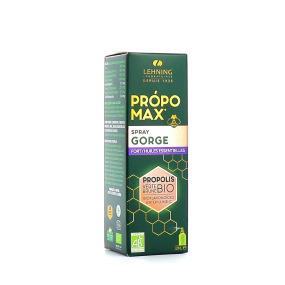 Lehning Propomax Spray Gorge Fort Propolis BIO