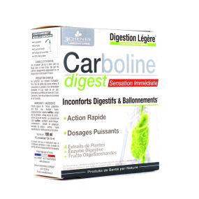 Les 3 chênes - Carboline digest - 10 X 15ML