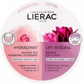 Lierac Duo Mask Hydragenist X Lift Intégral 2x6ml