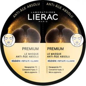 Lierac Duo Masque Premium Anti-Âge Absolu 2x6 ml