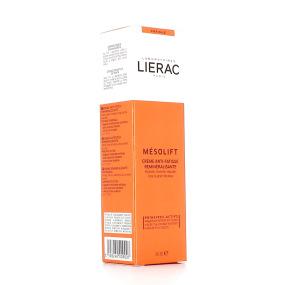 Lierac Mésolift Crème Anti-Fatigue Reminéralisante