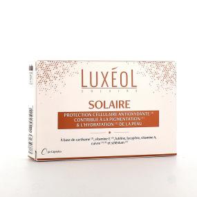 Luxéol Solaire 30 capsules