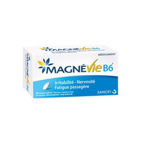 MagnéVie B6 100mg/10mg