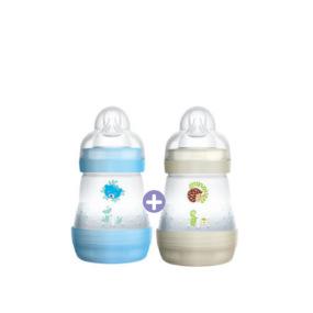 MAM Easy Start Biberons Anti-colique 160ml Lot de 2