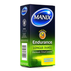 Manix - Endurance - Boîte de 14