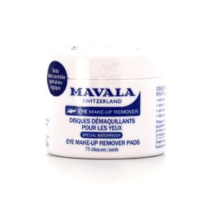 Mavala Disques Démaquillants pour les Yeux