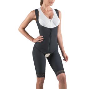 Medical Z Short Lipo-Panty Élégance CoolMax Haut Dos EC034
