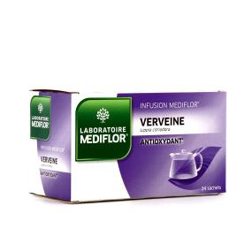 Médiflor Infusion Verveine Antioxydant 24 sachets