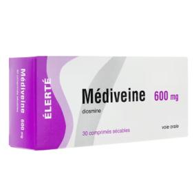 Médiveine 600 mg