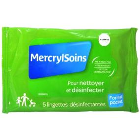 Mercryl Lingettes Antiseptiques