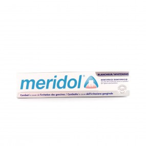 Meridol Dentifrice Blancheur Protection Gencives