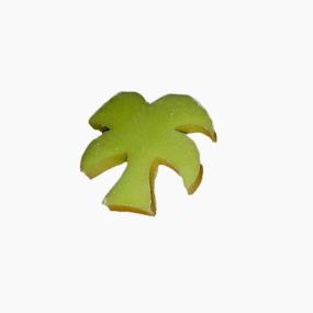 Mini savon palmier citron - La Savonnerie Antillaise