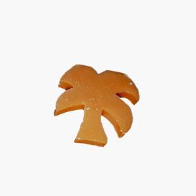 Mini savon palmier melon - La Savonnerie Antillaise