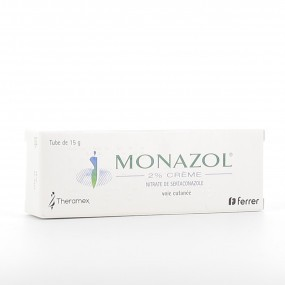 Monazol 2% crème