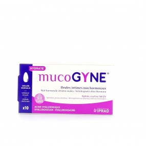 MucoGyne Ovules Intimes Non Hormonaux