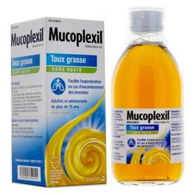 Mucoplexil 250 ml