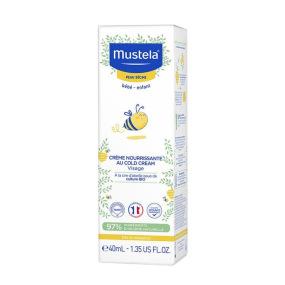 Mustela Crème nourissante au Cold Cream