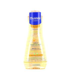 Mustela huile pour le bain