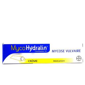 Mycohydralin 1% crème 20g