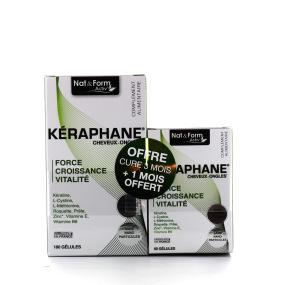 Nat & Form Kéraphane Cheveux Ongles