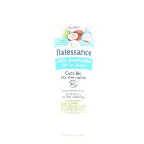 NATESSANCE Après-Shampooing Extra-doux Coco