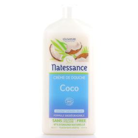 Natessance Crème De Douche Coco BIO