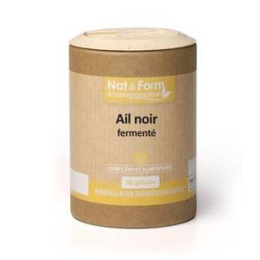 Nat&Form Ail noir fermenté 60 gélules