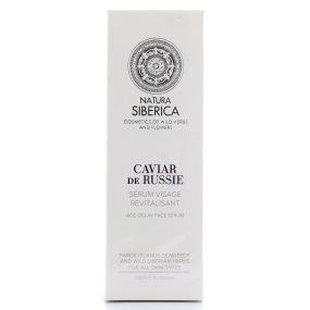 Natura Siberica Sérum réparateur Visage Caviar de Russie 30 ml