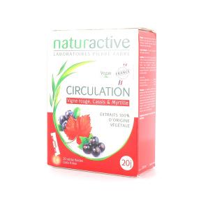 Naturactive circulation