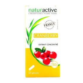 Naturactive Elusanes Cranberry