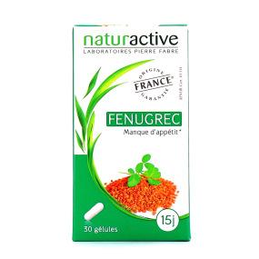 Naturactive Elusanes Fenugrec 30 gélules