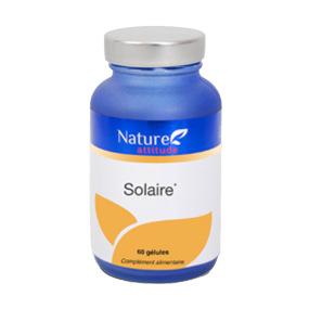 Nature Attitude Solaire 60 comprimés