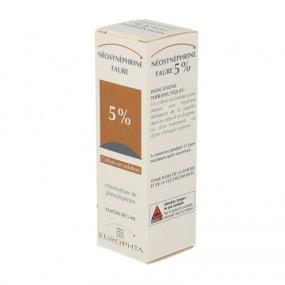 Néosynéphrine Faure collyre 5ml
