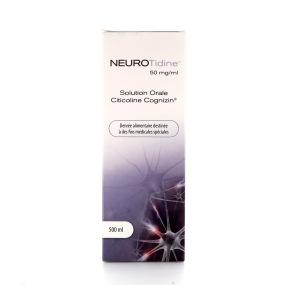 NeuroTidine 50mg/ml Solution Buvable