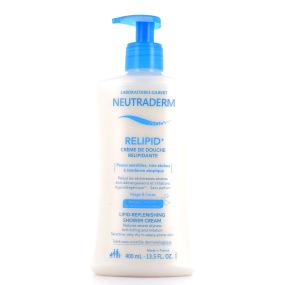 Neutraderm relipid+ Crème de douche relipidante