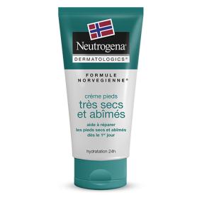 Neutrogena Crème Pieds très secs et abimés