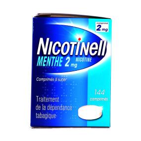 Nicotinell menthe comprimés à sucer