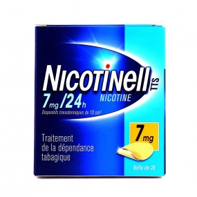 Nicotinell TTS 7 mg/24h patchs transdermiques