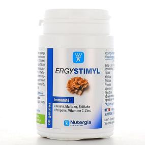 Nutergia Ergystimyl Immunité 60 gélules