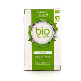 Nutrisante bio infusion mélisse