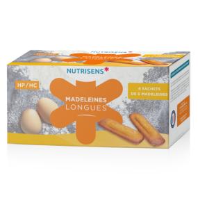 Nutrisens Madeleines longues HP/HC