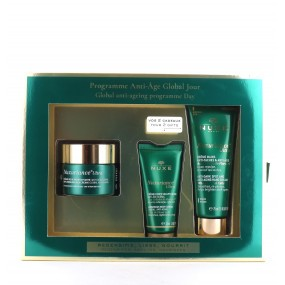 Nuxe Nuxuriance ultra coffret programme anti-âge global jour