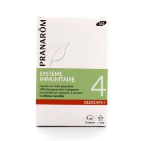 Oléocaps 4 Système Immunitaire BIO