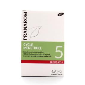 Oléocaps 5 Cycle Menstruel BIO